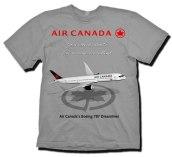 Skyshirt Air Canada
