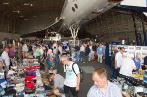 tas fair 2013 hangar 2